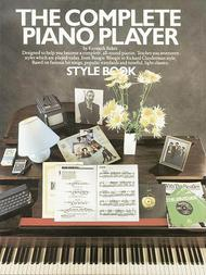The Complete Piano Player: Style Book