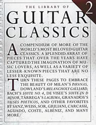 Library Of Guitar Classics 2