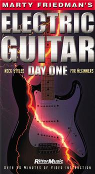 Marty Friedman's Electric Guitar Day One