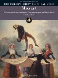 Mozart - Simplified Piano Solos