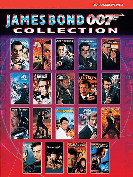 James Bond 007 Collection - Piano Accompaniment