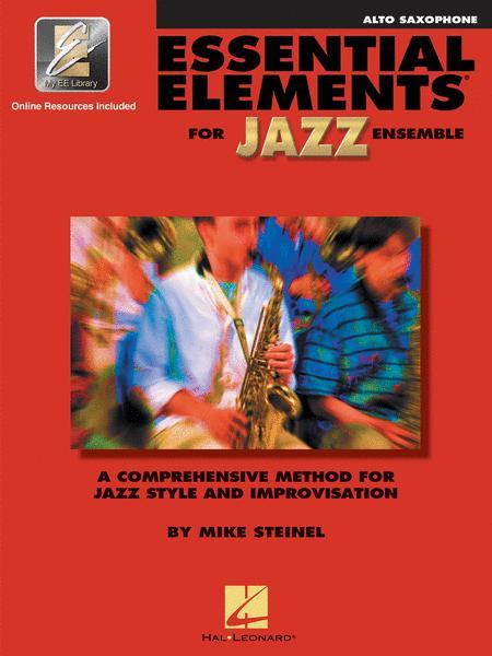 Essential Elements for Jazz Ensemble (E-flat Alto Saxophone)