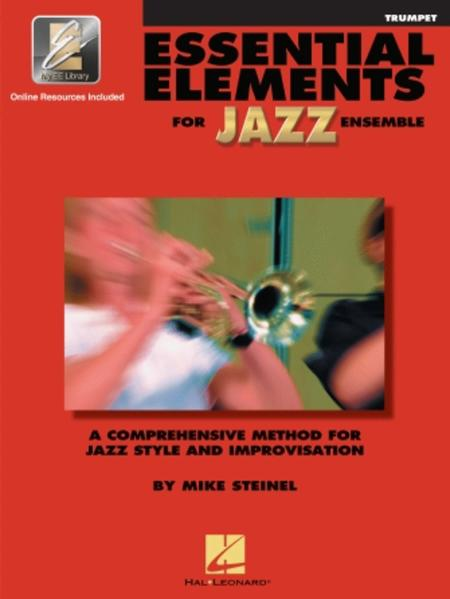 Essential Elements for Jazz Ensemble (B-flat Trumpet)