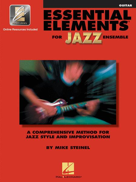 Essential Elements for Jazz Ensemble (Guitar)