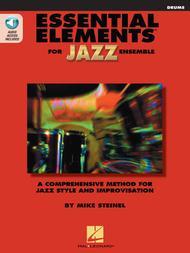 Essential Elements for Jazz Ensemble (Drums)