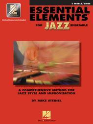 Essential Elements for Jazz Ensemble (C Treble/Vibes)