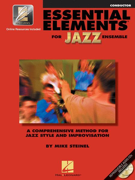 Essential Elements for Jazz Ensemble (Conductor)