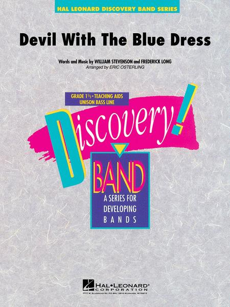 Devil with the Blue Dress