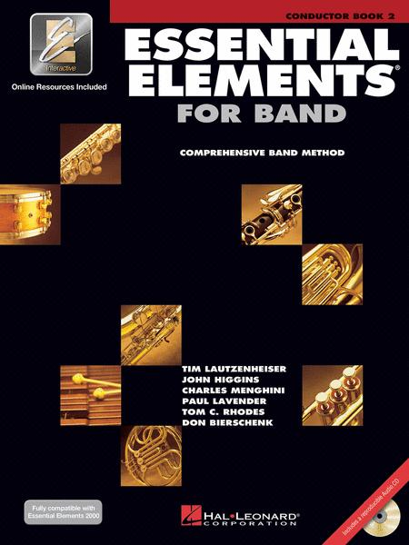 Essential Elements 2000 - Book 2 (Conductor)