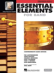 Essential Elements for Band - Book 2 with EEi (Percussion/Keyboard Percussion)