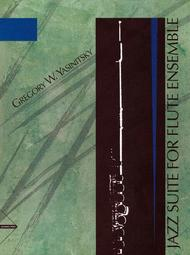 Jazz Suite For Flute Ensemble