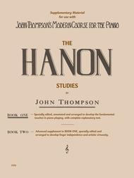 The Hanon Studies - Book One