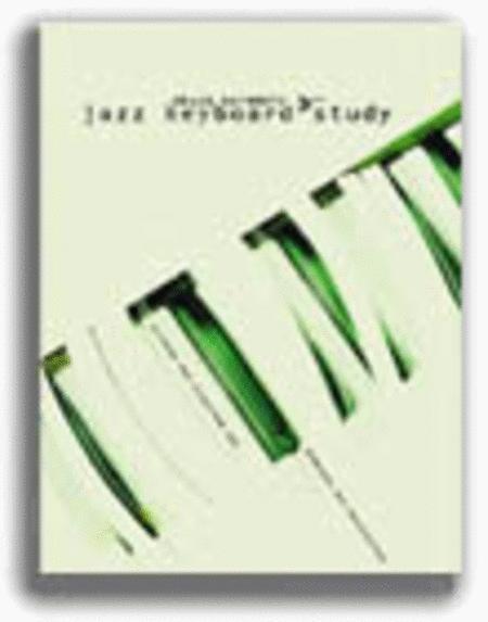 Jazz Keyboard Study (book & CD)
