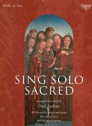 Sing Solo Sacred