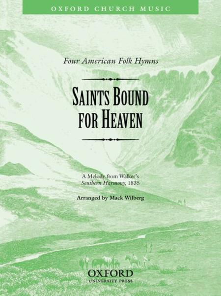 Saints bound for heaven