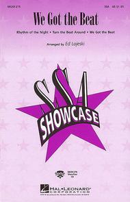 We Got the Beat (Medley) - ShowTrax CD