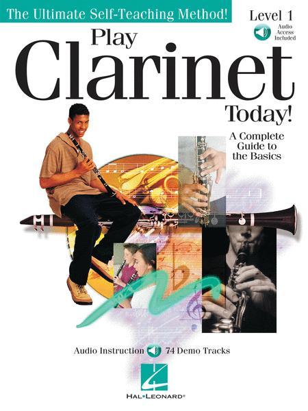 Play Clarinet Today! - Level 1