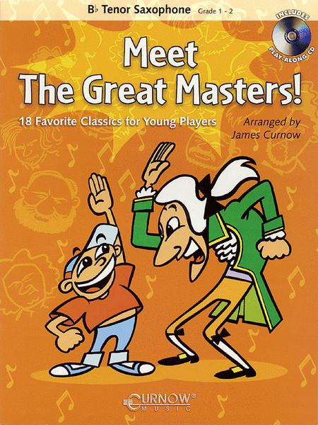 Meet the Great Masters