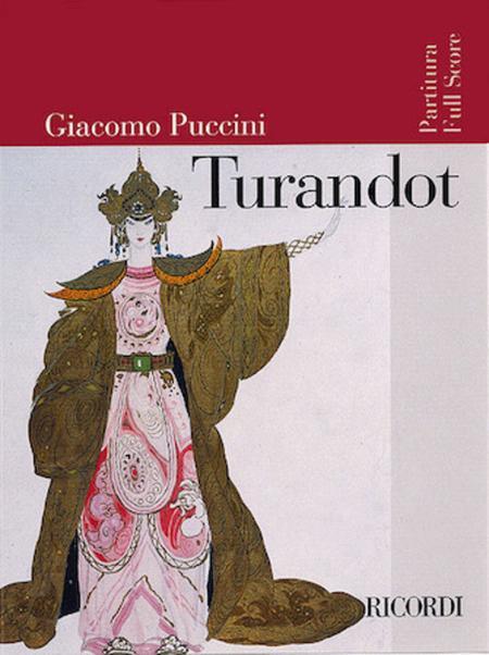 Turandot - Full Score