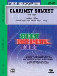 Student Instrumental Course Clarinet Soloist