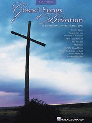 Gospel Songs Of Devotion - Easy Piano