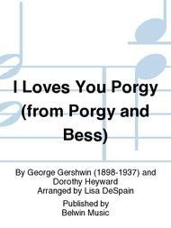 I Loves You Porgy (from Porgy and Bess)