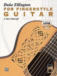 Duke Ellington for Fingerstyle Guitar Book/CD