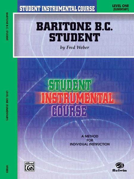 Student Instrumental Course Baritone (B.C.) Student