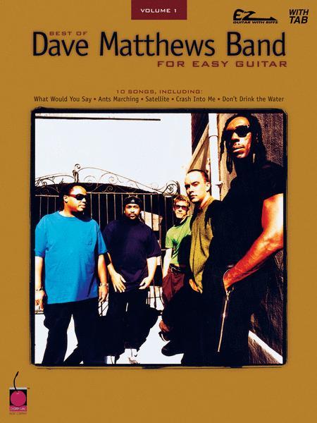 Best Of Dave Matthews Band - Easy Guitar