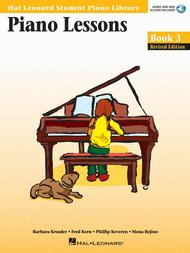 Piano Lessons - Book 3