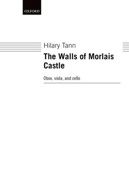 The Walls of Morlais Castle