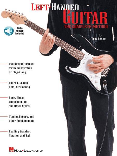 Left-Handed Guitar - The Complete Method