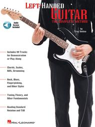 Learn How To Play LEFT HANDED CHORDS FOR GUITAR Sheet Music Book Hander Hand