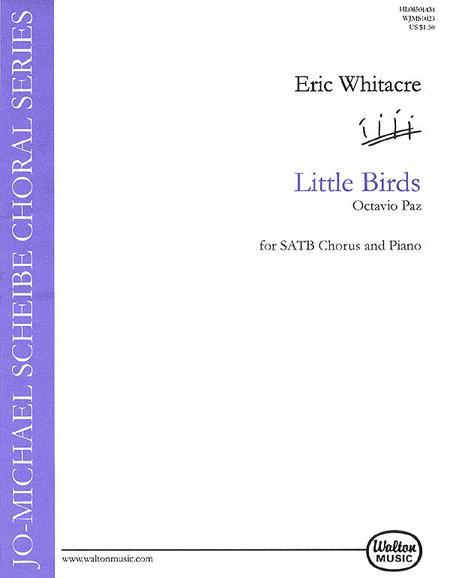 Little Birds (Vocal Score)