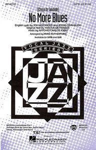 No More Blues (Chega de Saudade) - ShowTrax CD