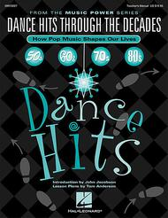Dance Hits Through the Decades (How Pop Music Shapes Our Lives) - ShowTrax CD