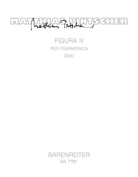 Figura III per fisarmonica