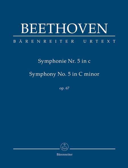 Symphony, No. 5 c minor, Op. 67