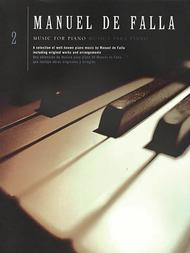 Music for Piano - Volume 2