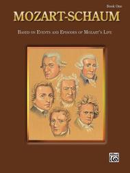 Mozart-Schaum, Book 1