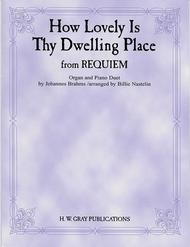 How Lovely Is Thy Dwelling Place (from Requiem)