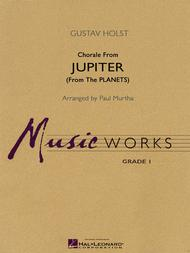 Chorale from Jupiter (from The Planets)
