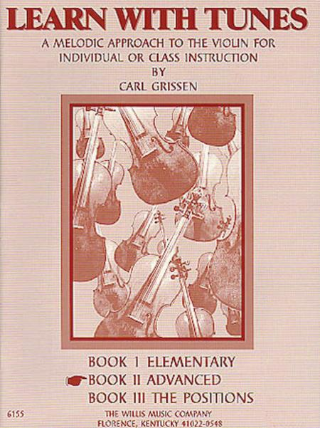 Learn With Tunes Book 2