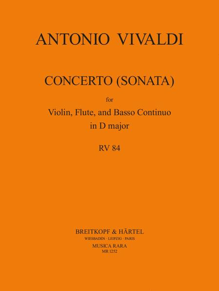 Concerto (Sonata) in D major RV 84