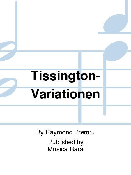Tissington Variations