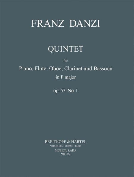 Quintett in F op. 53 Nr. 1