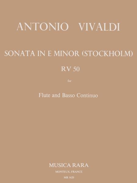Sonate in e