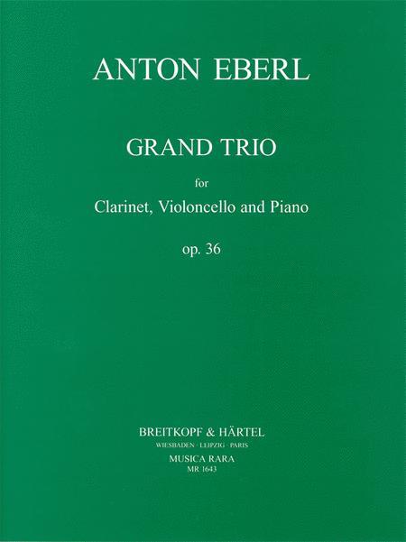Grand Trio op. 36