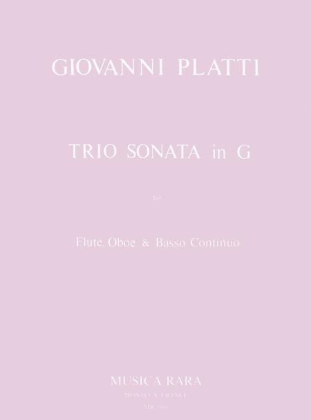Trio Sonata in G