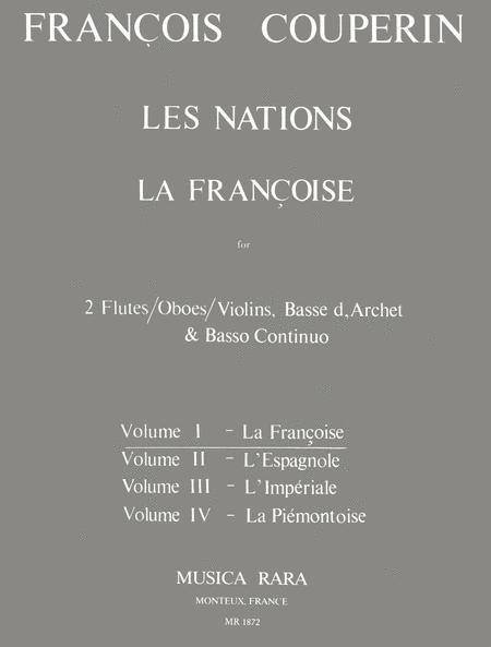 Les Nations I 'La Francoise'